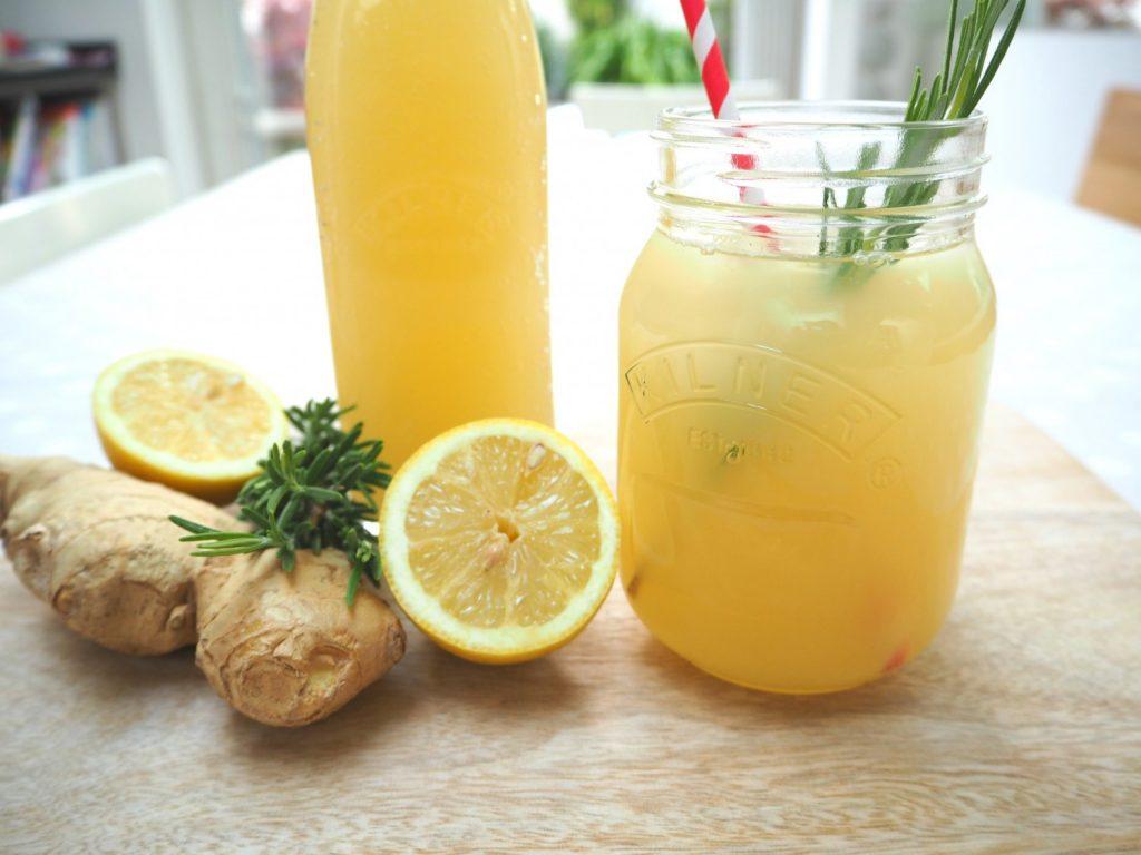 משקה לחיזוק המערכת החיסונית