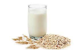 חלב שיבולת שועל