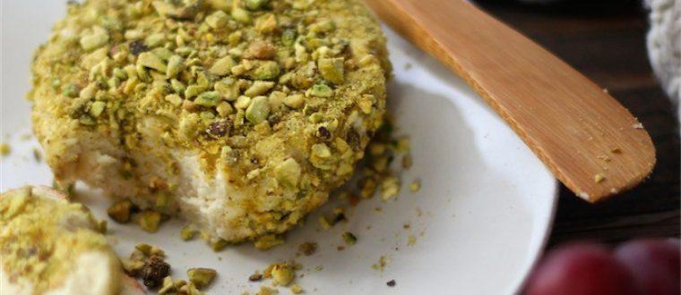 גבינת פטה שקדים אפוייה