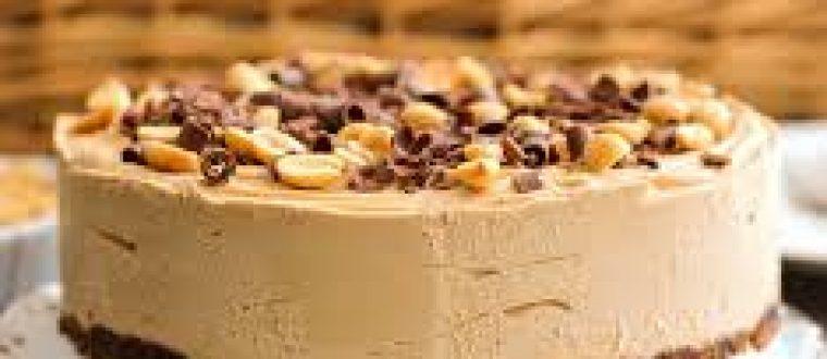 עוגת גבינה קרמל תפוח עץ
