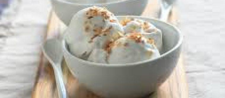 גלידת קשיו מהירת הכנה